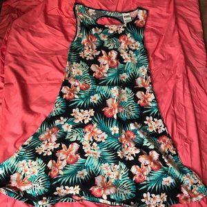 Pink Victoria's Secret floral dress